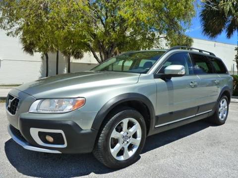 2008 Volvo XC70 for sale in Fort Lauderdale, FL