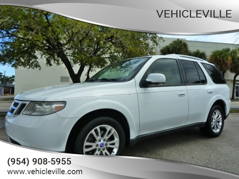 2008 Saab 9-7X for sale in Fort Lauderdale, FL
