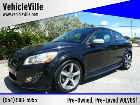 2011 Volvo C30 for sale in Fort Lauderdale, FL