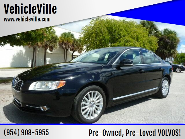 2013 Volvo S80 for sale at VehicleVille in Fort Lauderdale FL