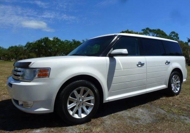 2011 Ford Flex for sale at VehicleVille in Fort Lauderdale FL