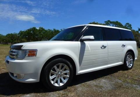 2011 Ford Flex for sale at VehicleVille in Fort Lauderdale FL