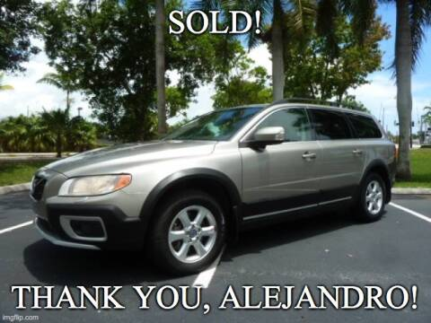 2012 Volvo XC70 for sale at VehicleVille in Fort Lauderdale FL