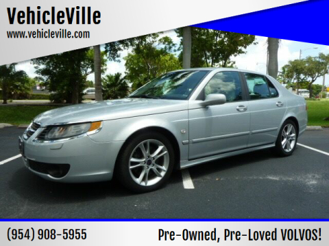 2008 Saab 9-5 for sale at VehicleVille in Fort Lauderdale FL