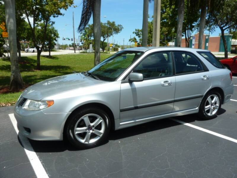 2006 Saab 9-2X for sale at VehicleVille in Fort Lauderdale FL