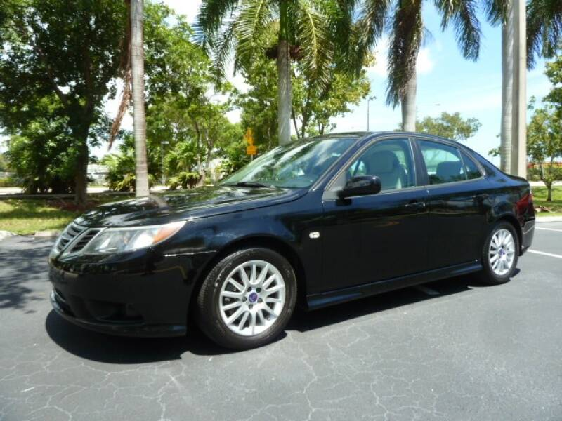 2011 Saab 9-3 for sale at VehicleVille in Fort Lauderdale FL