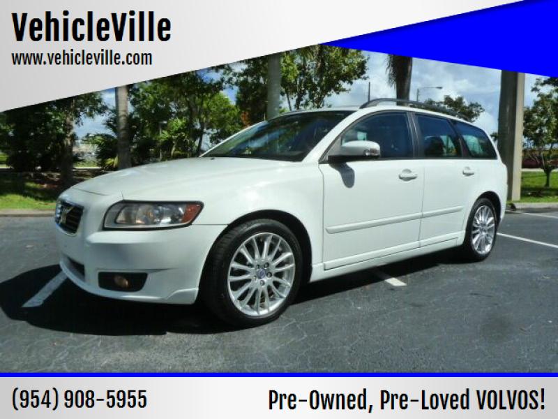 2009 Volvo V50 for sale at VehicleVille in Fort Lauderdale FL