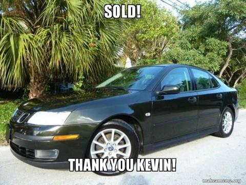 2003 Saab 9-3 for sale in Fort Lauderdale FL