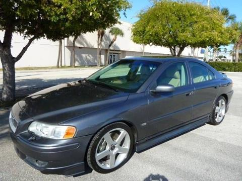2005 Volvo S60 R for sale in Fort Lauderdale FL