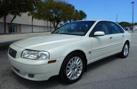 2006 Volvo S80 for sale in Fort Lauderdale, FL