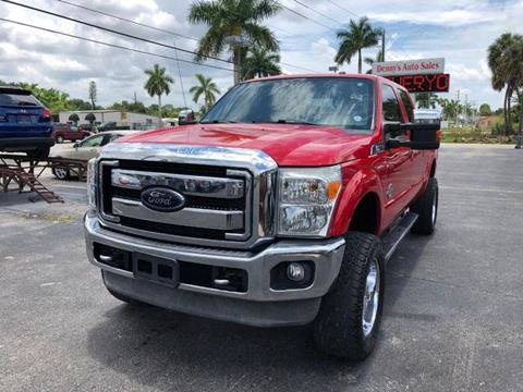 2012 Ford F-250 Super Duty for sale in Fort Myers, FL
