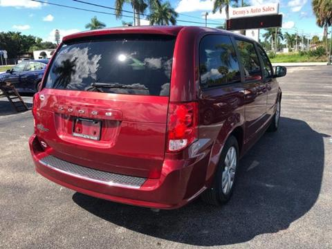 2016 Dodge Grand Caravan for sale in Fort Myers, FL