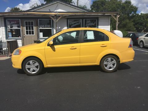 2011 Chevrolet Aveo for sale in Fort Myers, FL
