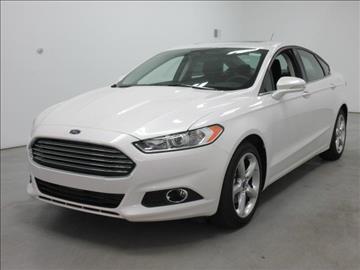 2016 Ford Fusion for sale in Cedar Springs, MI