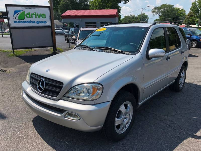 2004 Mercedes Benz M Class For Sale At Drive Automotive Group In Fort Wayne