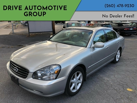 Fort Wayne Infiniti >> Infiniti Q45 For Sale In Fort Wayne In Drive Automotive Group