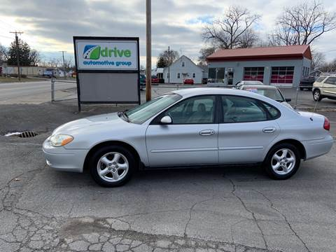 2002 Ford Taurus for sale at Drive Automotive Group in Fort Wayne IN