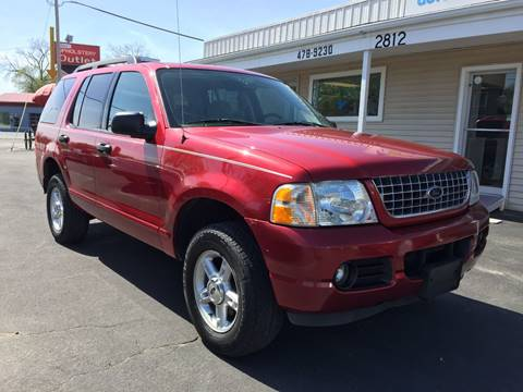 2005 Ford Explorer for sale in Fort Wayne, IN