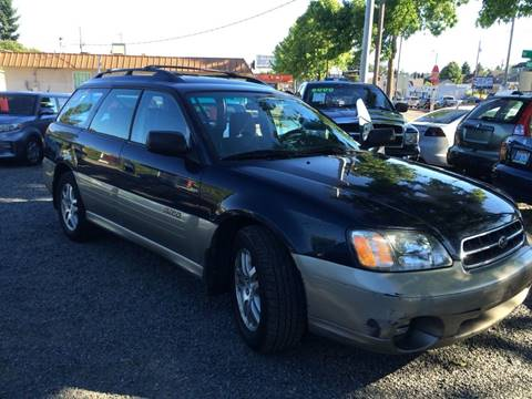 2001 Subaru Outback for sale in Seattle, WA