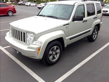 2008 Jeep Liberty for sale in Seattle, WA