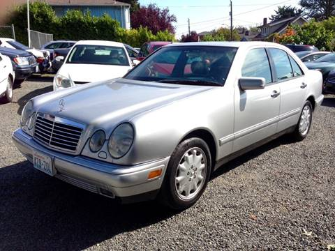 1997 Mercedes-Benz E-Class for sale in Seattle, WA