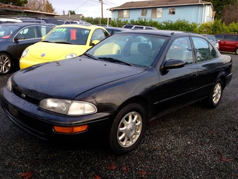 1996 GEO Prizm for sale in Seattle, WA