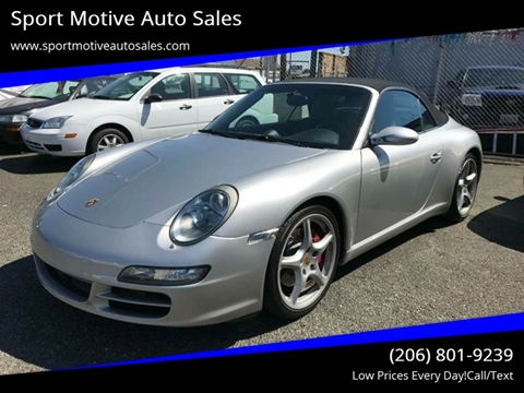 2005 Porsche 911 for sale in Seattle, WA