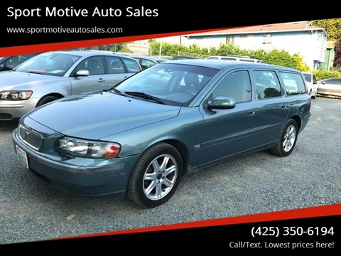 2003 Volvo V70 for sale in Seattle, WA