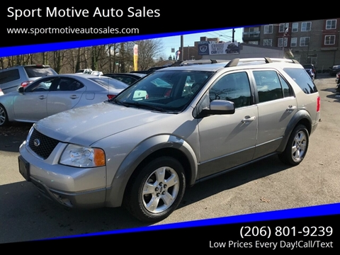 2006 Ford Freestyle for sale in Seattle, WA