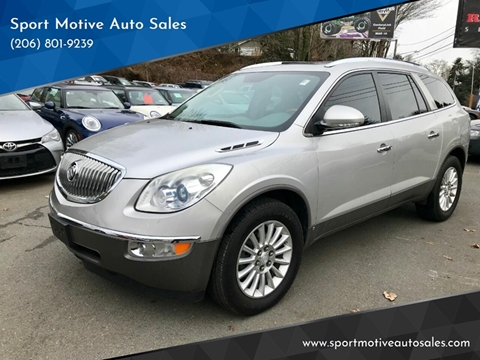 2008 Buick Enclave for sale in Seattle, WA
