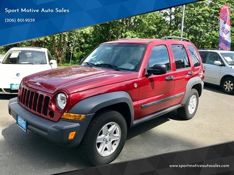 2006 Jeep Liberty for sale in Seattle, WA