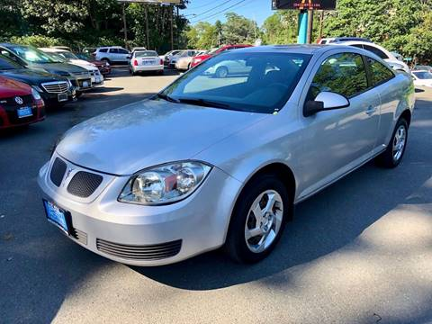 2007 Pontiac G5 for sale in Seattle, WA