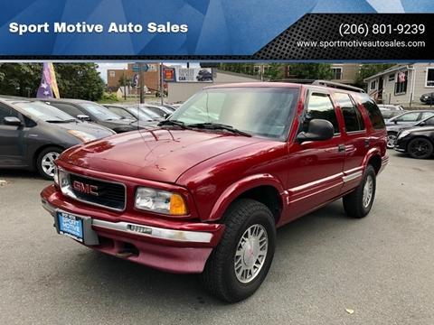 1995 GMC Jimmy for sale in Seattle, WA