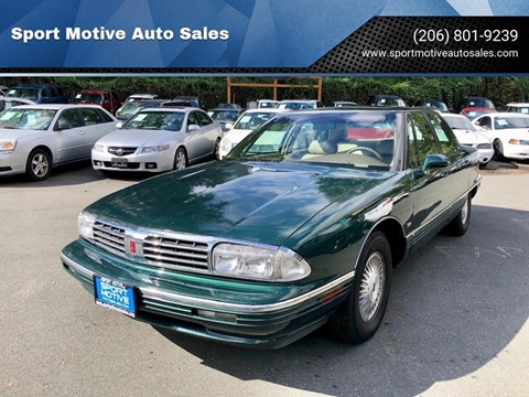 1995 Oldsmobile Ninety-Eight for sale in Seattle, WA