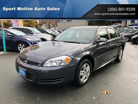 2011 Chevrolet Impala for sale in Seattle, WA