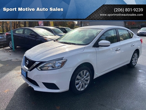 2016 Nissan Sentra for sale in Seattle, WA