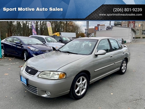 2001 Nissan Sentra for sale in Seattle, WA