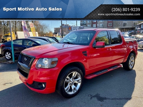 2008 Ford Explorer Sport Trac for sale in Seattle, WA