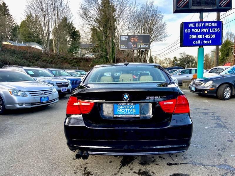 2011 BMW 3 Series 328i (image 5)