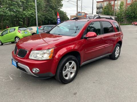 2006 Pontiac Torrent for sale at Sport Motive Auto Sales in Seattle WA