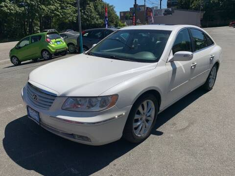 2008 Hyundai Azera for sale at Sport Motive Auto Sales in Seattle WA