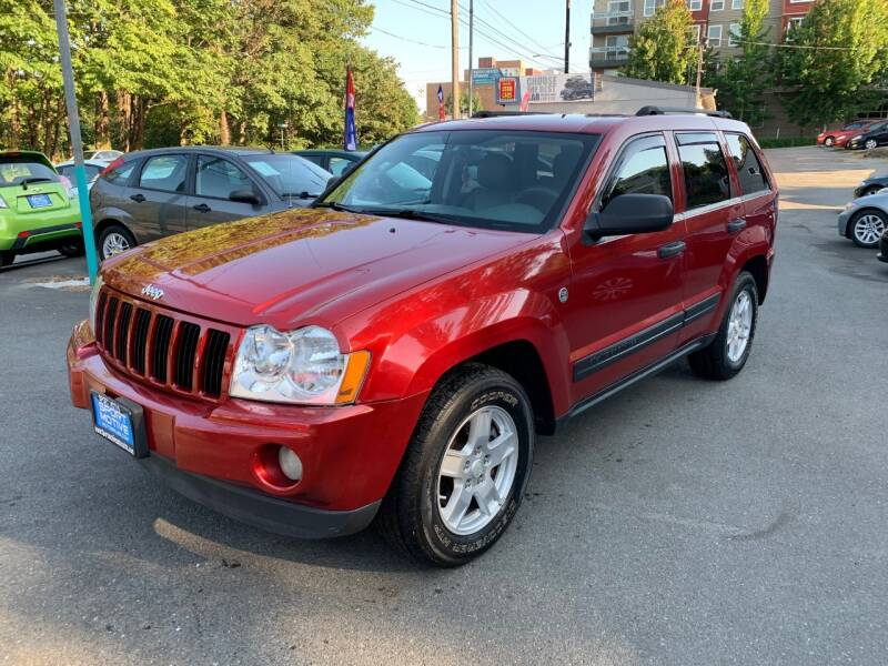 2006 Jeep Grand Cherokee for sale at Sport Motive Auto Sales in Seattle WA