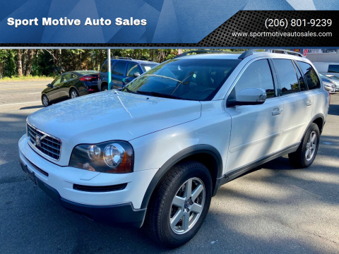 2007 Volvo XC90 for sale at Sport Motive Auto Sales in Seattle WA
