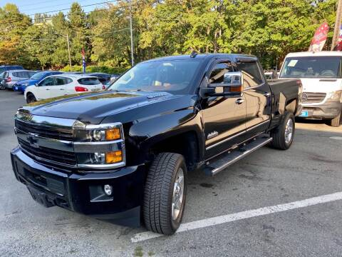 2016 Chevrolet Silverado 2500HD for sale at Sport Motive Auto Sales in Seattle WA