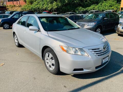 2007 Toyota Camry for sale at Sport Motive Auto Sales in Seattle WA