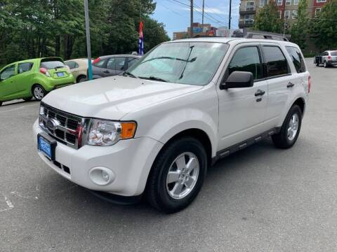 2011 Ford Escape for sale at Sport Motive Auto Sales in Seattle WA