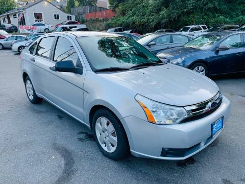 2008 Ford Focus for sale at Sport Motive Auto Sales in Seattle WA