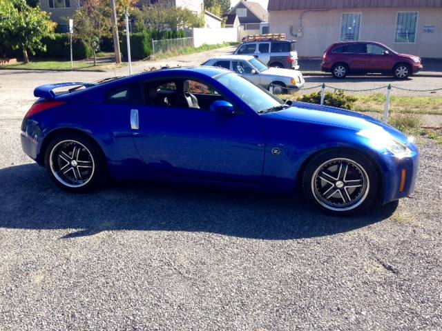 2006 Nissan 350Z for sale at Sport Motive Auto Sales in Seattle WA