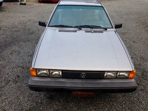 1984 Volkswagen Scirocco for sale in Seattle, WA