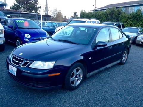 2004 Saab 9-3 for sale in Seattle, WA